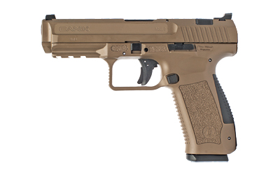 "CANIK TP9SA MOD2 9MM 4.46"" 18RD FDE - for sale"