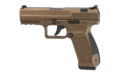 "CANIK TP9DA 9MM 18RD 4.07"" BRONZE - for sale"
