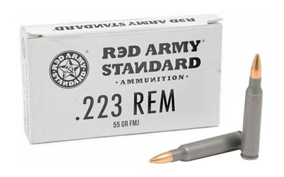 RED ARMY STD WHITE 223 20/1000 - for sale