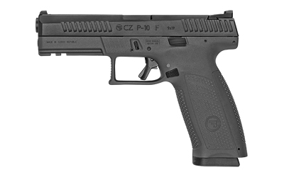 "CZ P-10F 9MM 4.5"" BLK 10RD - for sale"