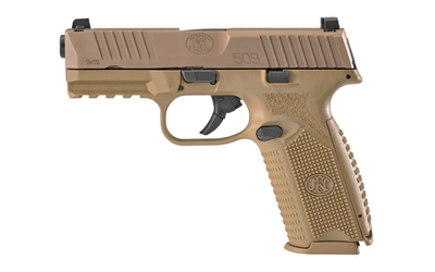 "FN 509 4"" 9MM 10RD FDE - for sale"