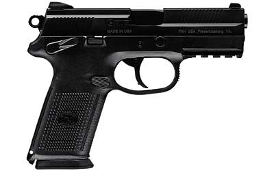 "FN FNX-9 9MM 10RD 4"" BLK POLY FS 3MG - for sale"
