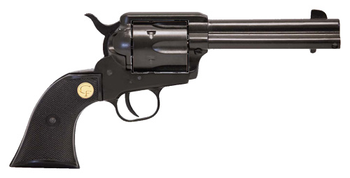 "CHIAPPA 1873 SAA .22LR 4.75"" FS 6RD BLACK MATTE - for sale"