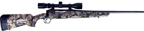 "SAVAGE AXIS XP .308 22"" 3-9X40 MATTE/CAMO ERGO STOCK - for sale"