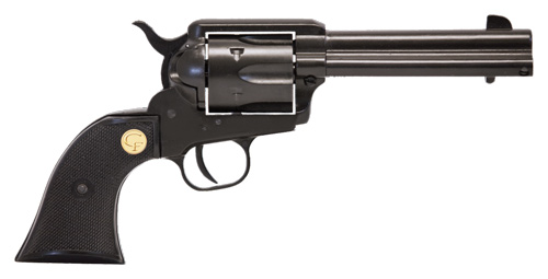 "CHIAPPA 1873 SAA .22LR/.22WMR 4.75"" FS 6RD BLACK MATTE - for sale"
