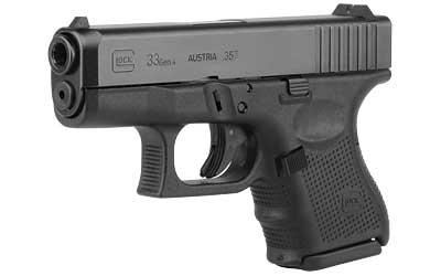 GLOCK 33 GEN4 357SIG 9RD 3 MAGS - for sale