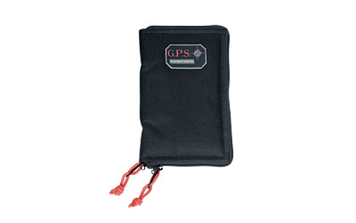 G-OUTDRS GPS PISTOL SLEEVE MED BLK - for sale
