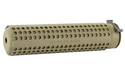 KAC 556QDSS-NT4 SPRSR KIT 5.56MM FDE - for sale