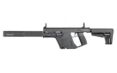 "KRISS VECTOR CRB 45ACP 16"" 13RD BLK - for sale"