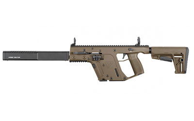 "KRISS VECTOR CRB 45ACP 16"" 13RD FDE - for sale"
