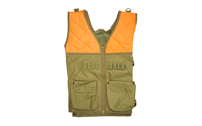 NCSTAR VISM HUNTING VEST ORG/TAN - for sale