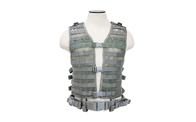 NCSTAR VISM MOLLE VEST MED-2XL DGTL - for sale