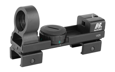 NCSTAR RED/GRN DOT RFLX SIGHT BLK - for sale