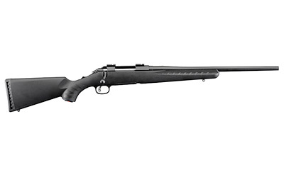 "RUGER AMERICAN 308WIN 18"" BLK 4RD - for sale"
