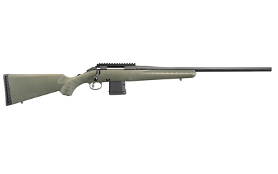 "RUGER AMERICAN PREDATOR 6.5 GRENDAL 22"" THREADED BBL GREEN - for sale"