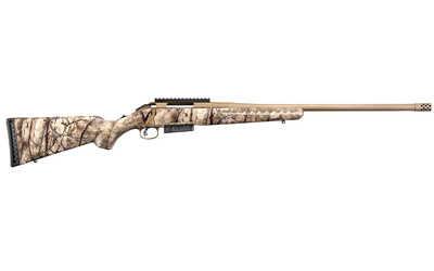 "RUGER AMERICAN 6.5PRC 24"" CAMO 3RD - for sale"