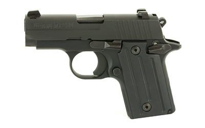 "SIG P238 380ACP 2.7"" BLK 6RD - for sale"