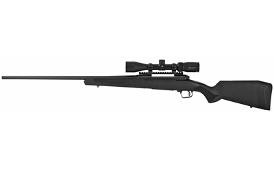 "SAV 110 APEX HNTR XP 6.5PRC 24"" BLK - for sale"