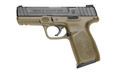 "S&W SD9 9MM 16RD 4"" FDE FS 2MAGS - for sale"