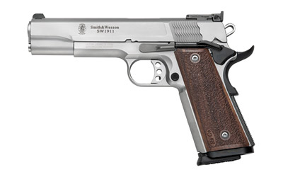 S&W 1911 PC PRO 9MM 10RD STS AS - for sale