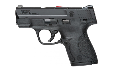 "S&W SHIELD 40SW 3.1"" BLK 6&7RD CA - for sale"