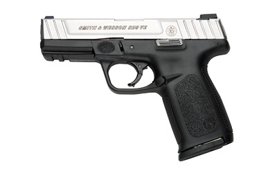 "S&W SD9VE 9MM 16RD 4"" DT FS 2MAGS - for sale"