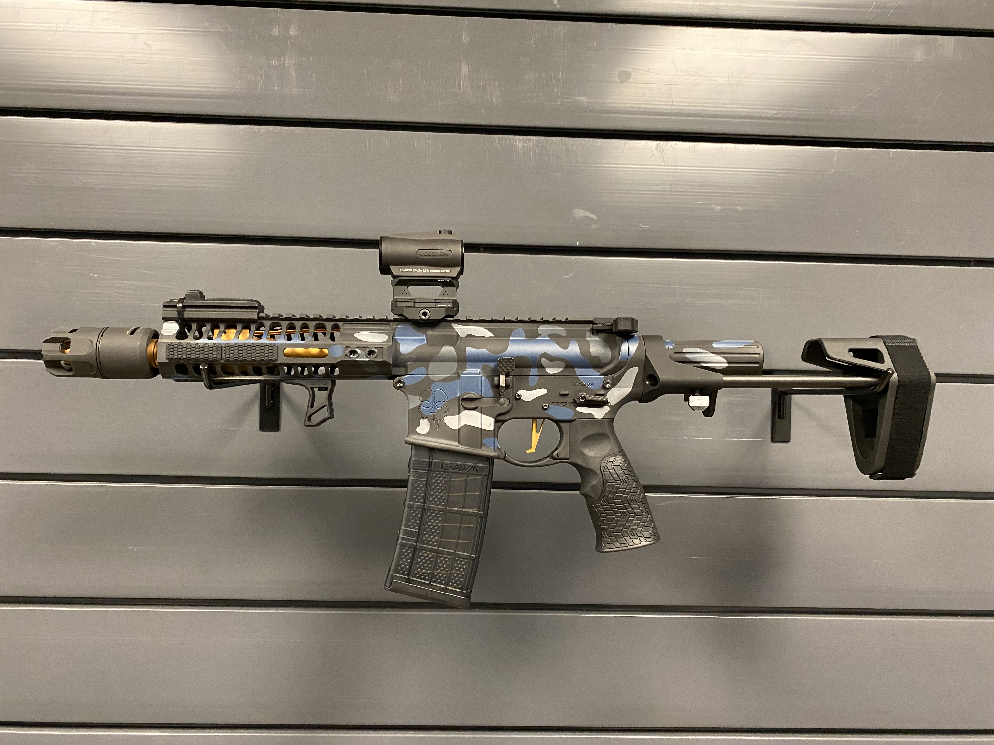 WARF ARMS GHOST GH-M4 PISTOL